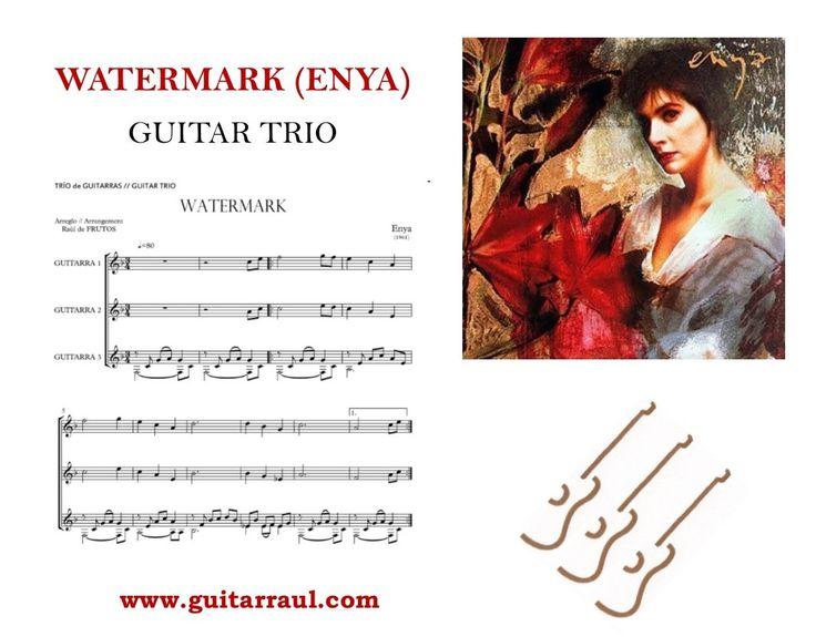 http://www.guitarraul.com/p/196/watermark-enya WATERMARK (ENYA) by GUITAR TRIO