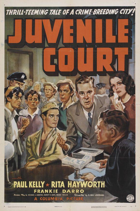 Juvenile Court.....1938