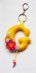 Crafters Boutique: Key chains and more key chains!