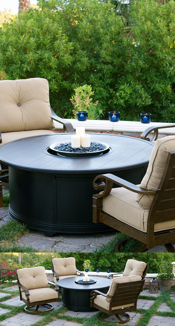 Fire pits Fire pit sets and Fire on Pinterest