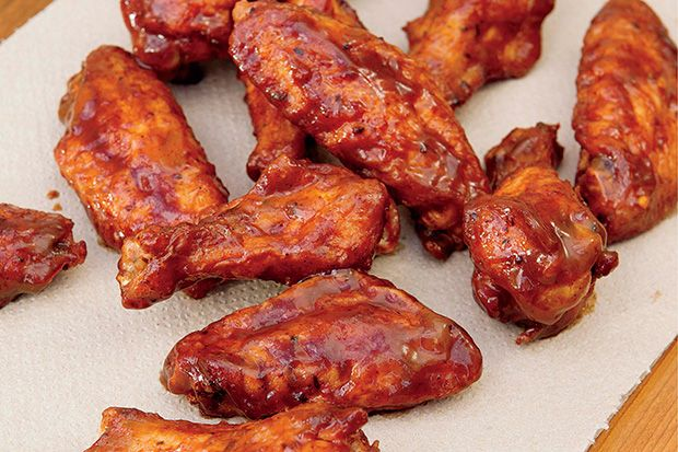 Find the recipe for Smoked Whiskey Wings and other whiskey recipes at Epicurious.com