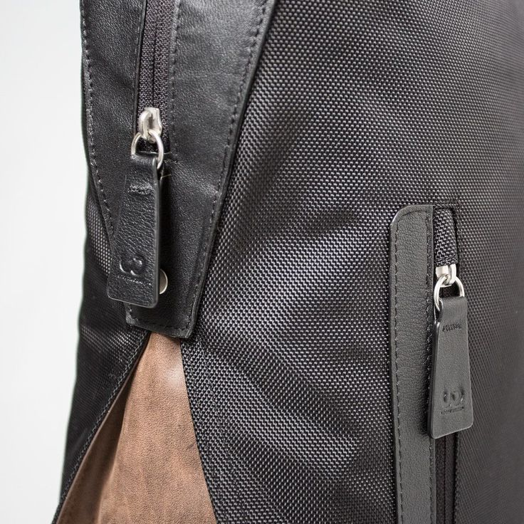 upcycled backpack by looptworks