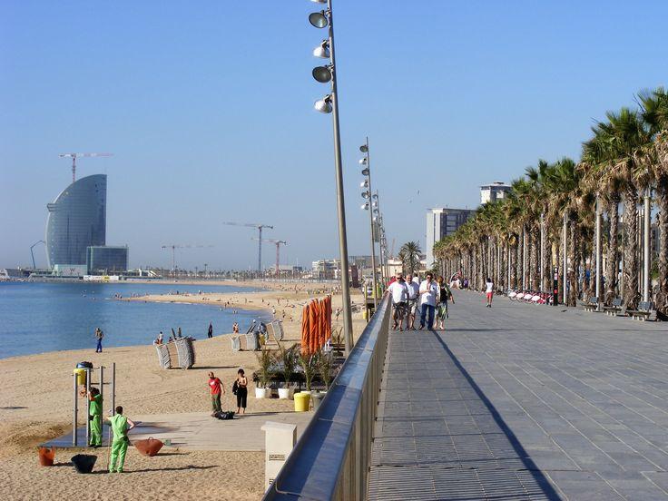 playas de barcelona - Cerca amb Google