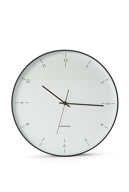 Della Large Clock