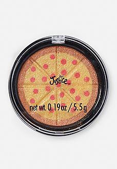 pizza shimmer bronzer
