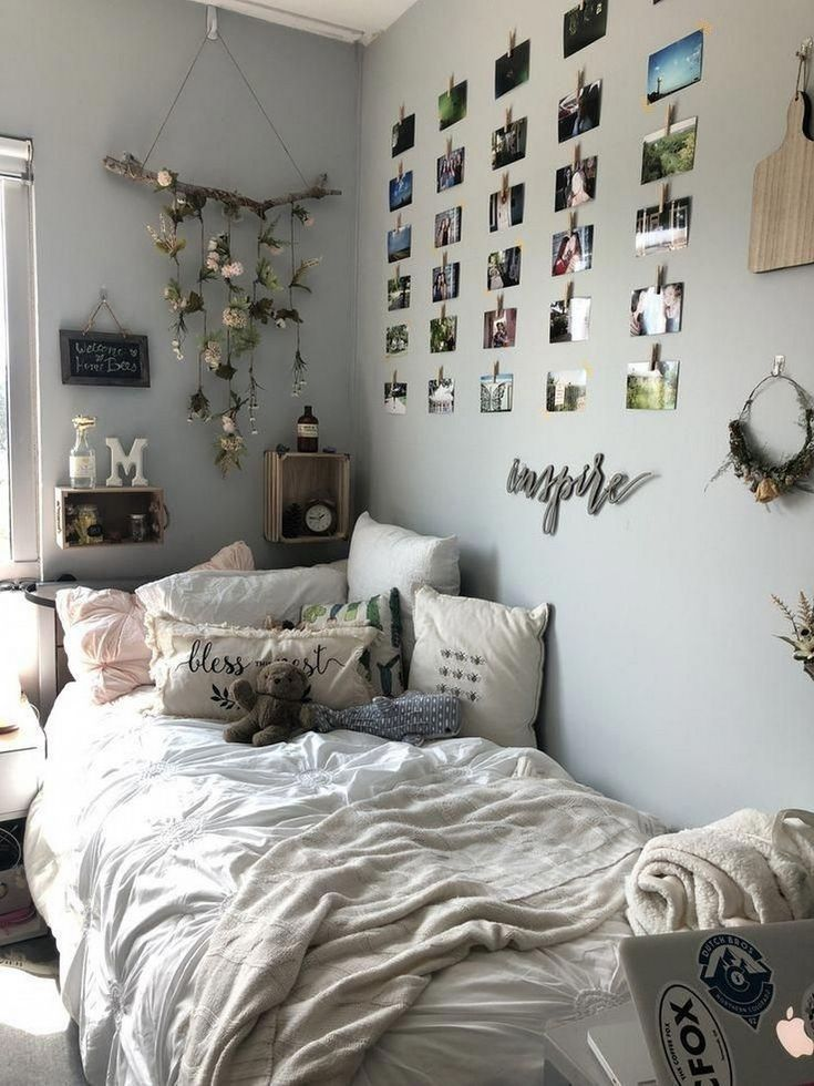 Design Your Own Dorm Room: 61 Gorgeous Dorm Rooms Decor That Will Inspire Some Big