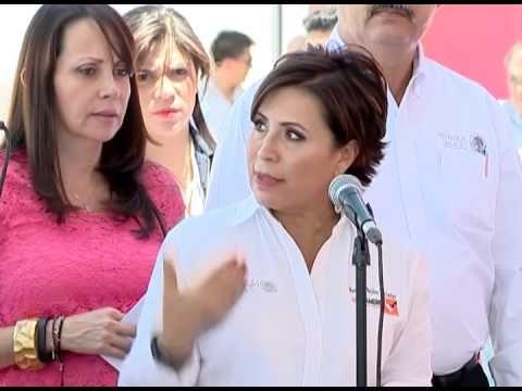 Sonora podría levantar bandera blanca en el combate a la pobreza: Rosario Robles