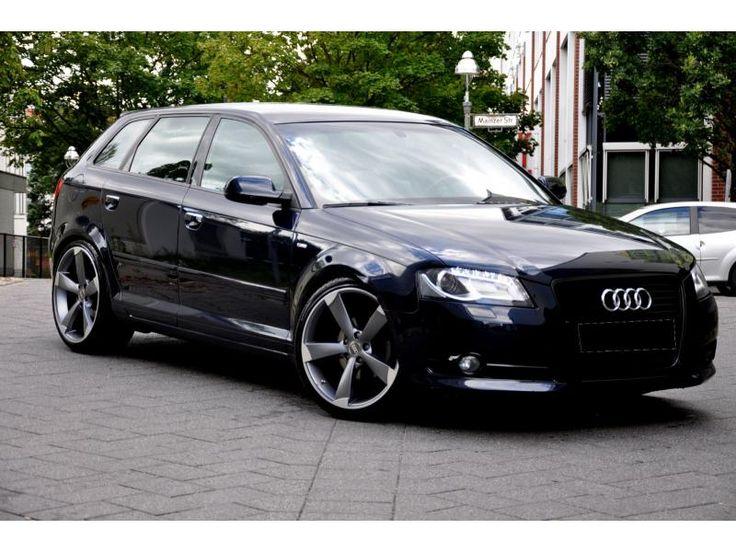 Audi A3 1.6 TDI Sportback DPF