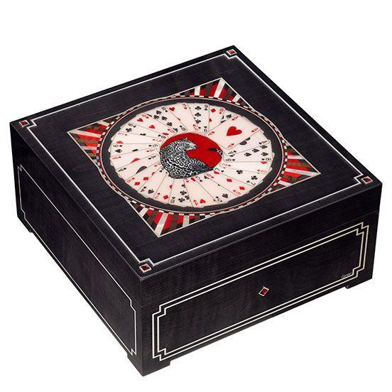 Exceptional Cartier Poker Set
