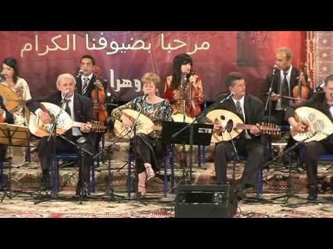 Leila Benm Rah Kassidat Saly Ya Rabi Rabi Festival Concert