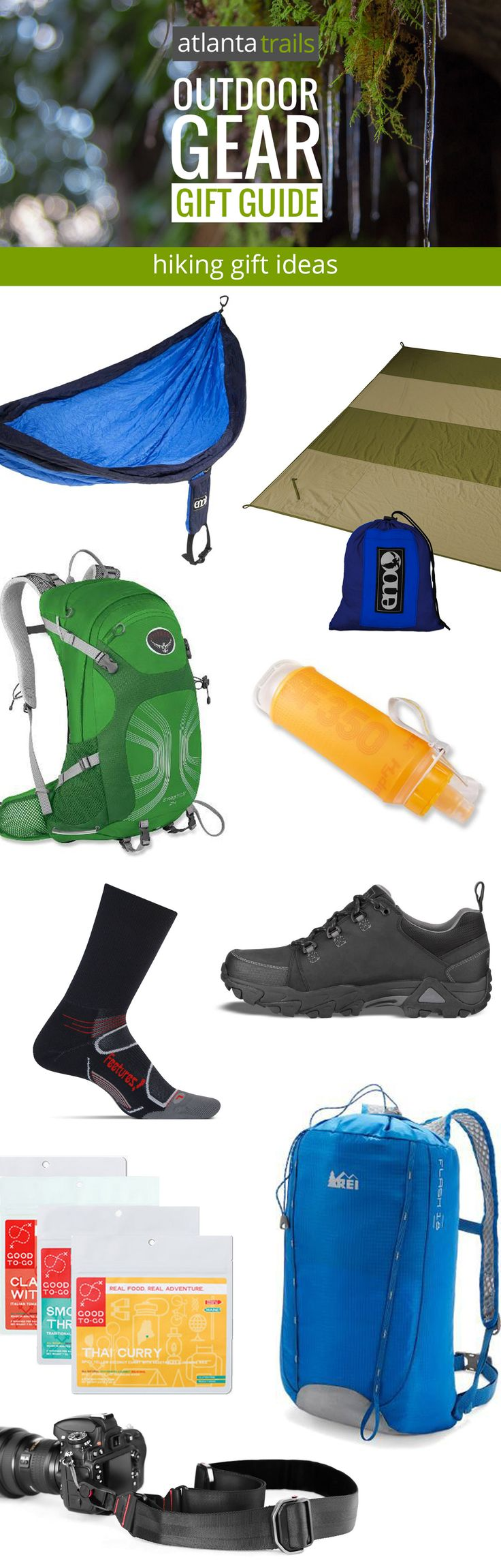 Looking for gift ideas for a hiker on your list? Our hiking gift guide features our trail-tested favorite hiking gear, and the hiking gifts that top our own lists this year.