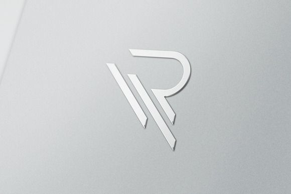 Letter R Logo Template by gunaonedesign on @creativemarket                                                                                                                                                                                 More