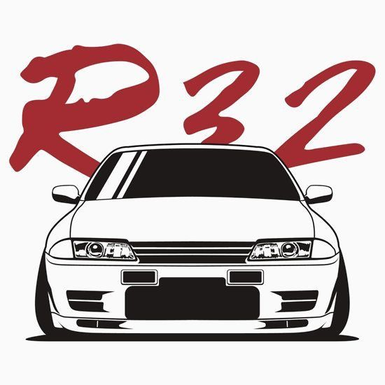 146 Best Nissan Skyline Godzilla.. R32. Images On