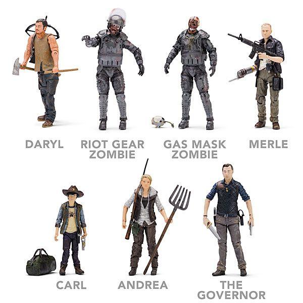 Walking Dead Action Figures