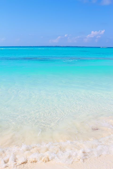 Girls Week In Cancun Beautiful Water Me And Beaches