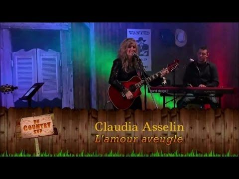Claudia Asselin - L'Amour Aveugle - Vidéoclip Prestation