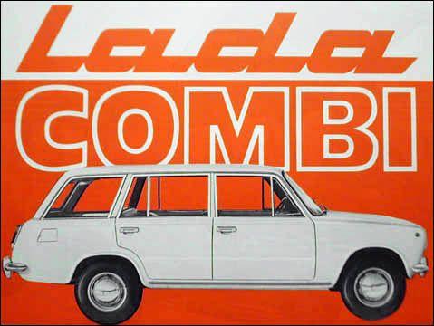 Lada 1200 Combi