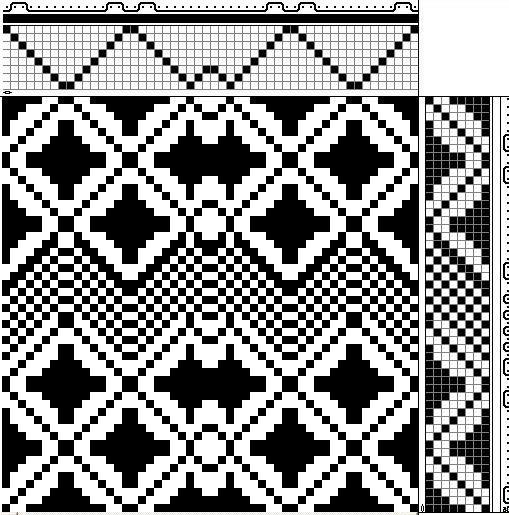 Dobby Design with 10 threads