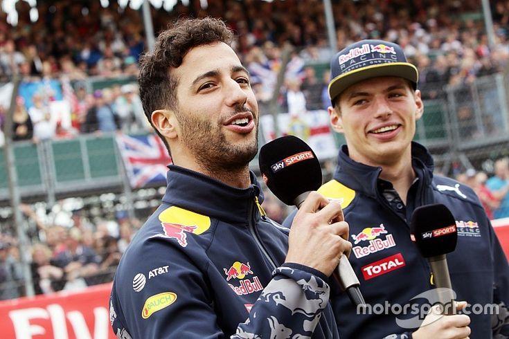 Horner verwacht positieve reactie Ricciardo op resultaten Verstappen