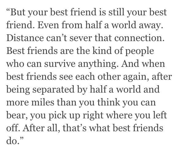 Pour mes amies de toujours.