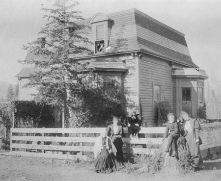 The Mohr House 1893, Vernon, BC, Canada