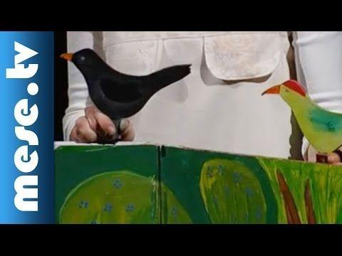 Lázár Ervin: A nagyravágyó feketerigó (színház)