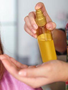 Haaröle -schneller wachsen- : Rizinusöl, Kokosöl und Olivenöl  www.wunderweib.de