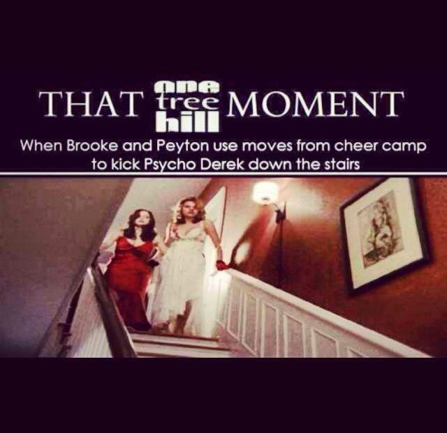 Scariest episode ever of OTH