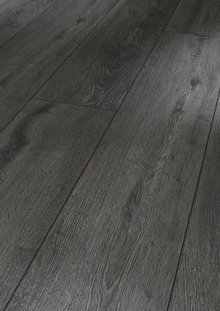 Carpet Call German Laminate from Parador Trendtime 6 range. Silver Grey Timber look