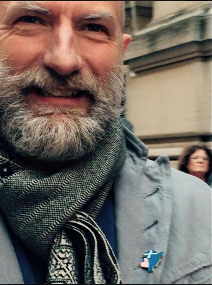 Graham McTavish at the NYC Tartan Parade