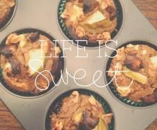 Recipe Apple Date and Walnut Gluten Free Muffin by willow10 - Recipe of category Baking - sweet