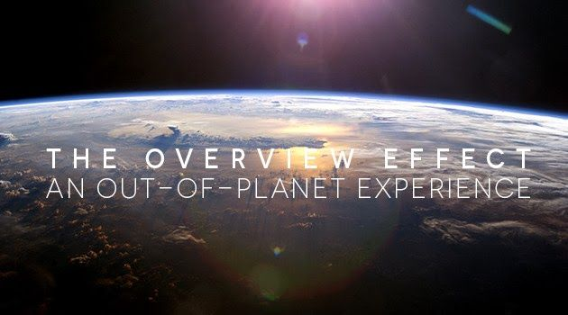"""""""Once a photograph of the Earth taken from outside is available, a new idea as powerful as any in history will be let loose"""" –Fred Hoyle, 1948. Click to watch the beautiful and moving video."""