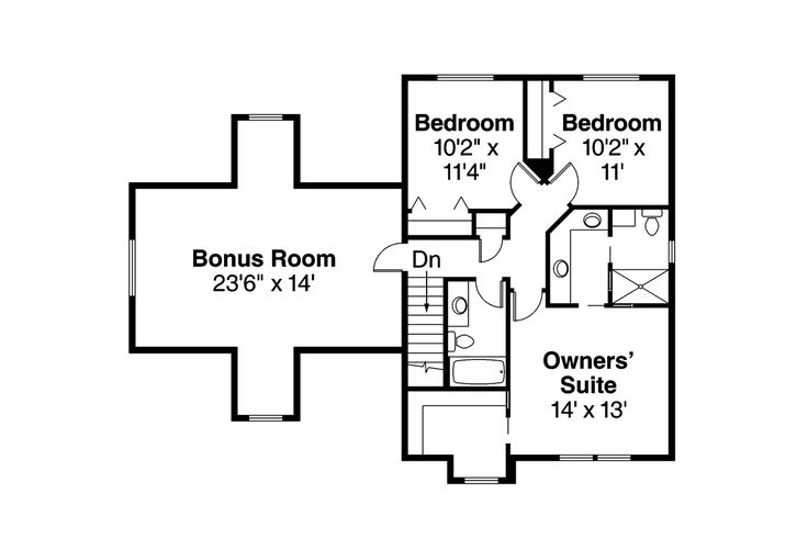 House plan W3108-V3 detail from DrummondHousePlans.com