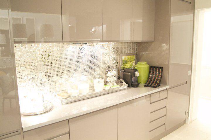 Construindo Minha Casa Clean: 50 Cozinhas Pequenas de Corredor - Veja Modelos Lindos e Modernos!