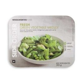 Green Vegetable Medley 245g | Woolworths.co.za