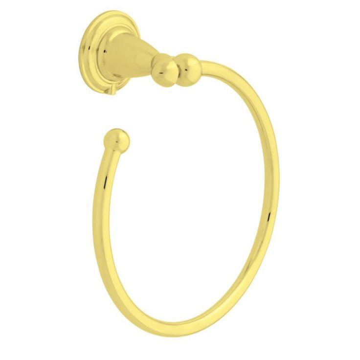 Delta Victorian Towel Ring - 75046-PB