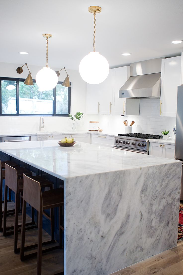 Best 25 super white quartzite ideas on pinterest super for Kitchen countertop options pictures