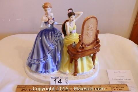 MaxSold - Auction: Aylmer Downsizing Online Auction - Royal Doulton