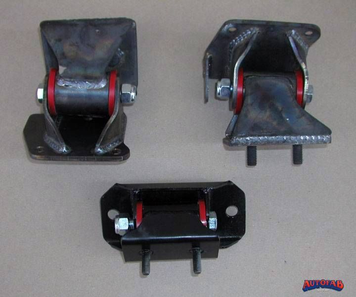 These Motor Mounts Are For The Military Version Of Hummer Only