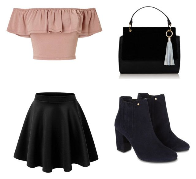 """""""Untitled #56"""" by anais-maria on Polyvore featuring Miss Selfridge and Monsoon"""