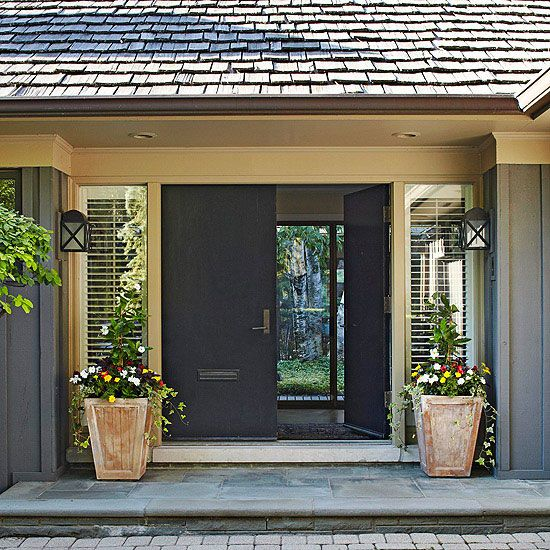 Best 25+ Modern Front Porches Ideas On Pinterest