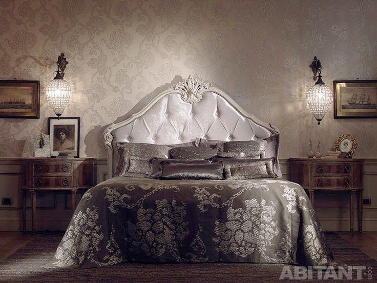 Классическая спальня во французском стиле
