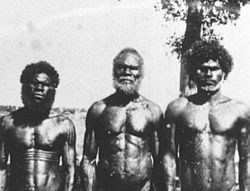 People - Hunter-gatherer - Indigenous Australians