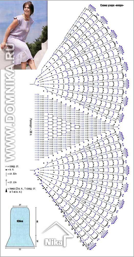 Летнее вязание для нас,любимых.. Обсуждение на LiveInternet - Российский Сервис Онлайн-Дневников
