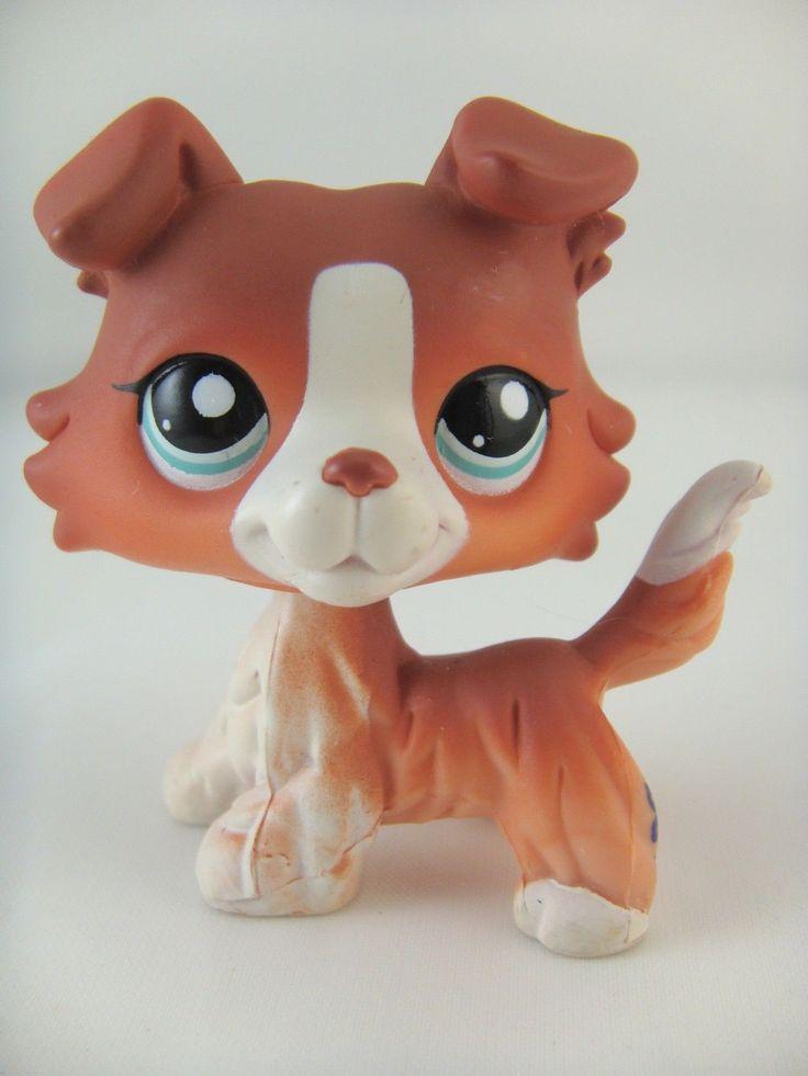 $107.77 Ultra RARE Purse Collie 1542 Mint Ultra RARE LPS Puppy Dog | eBay