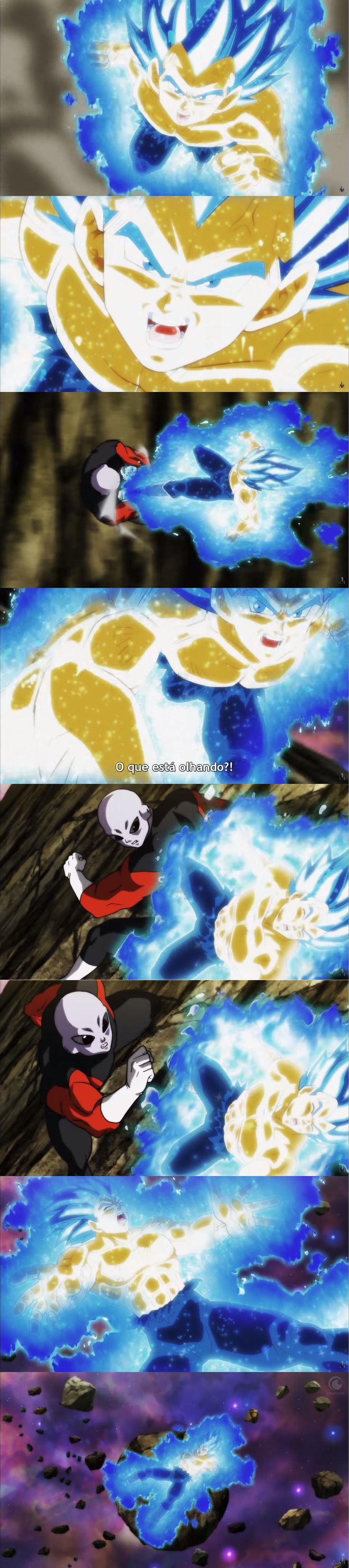 Dragon Ball Super (Vegito)