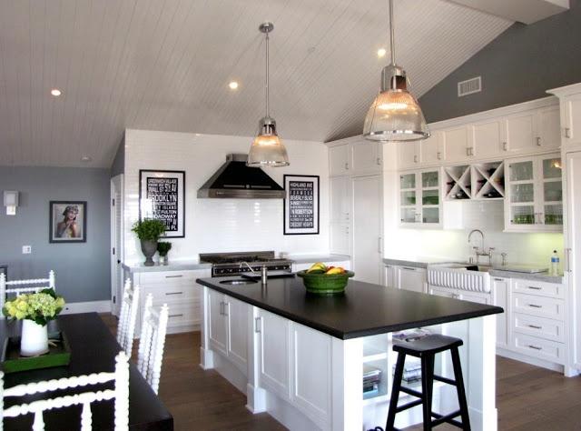 black kitchen ideas