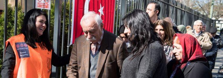 Türkische Volksabstimmung in Berlin