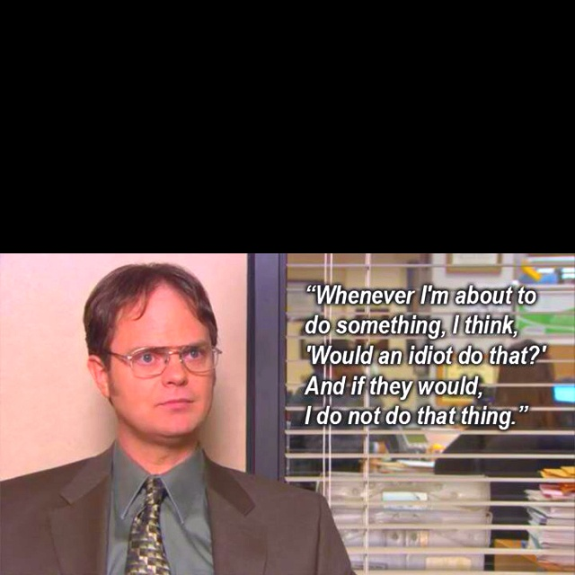 Dating quotes the office