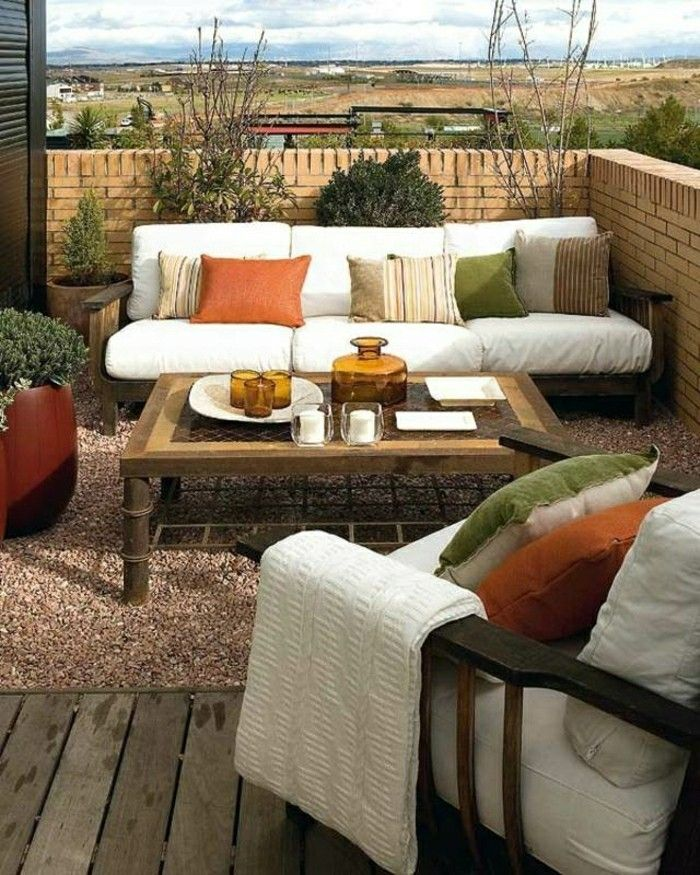 outdoor loungemobel design ideen bilder